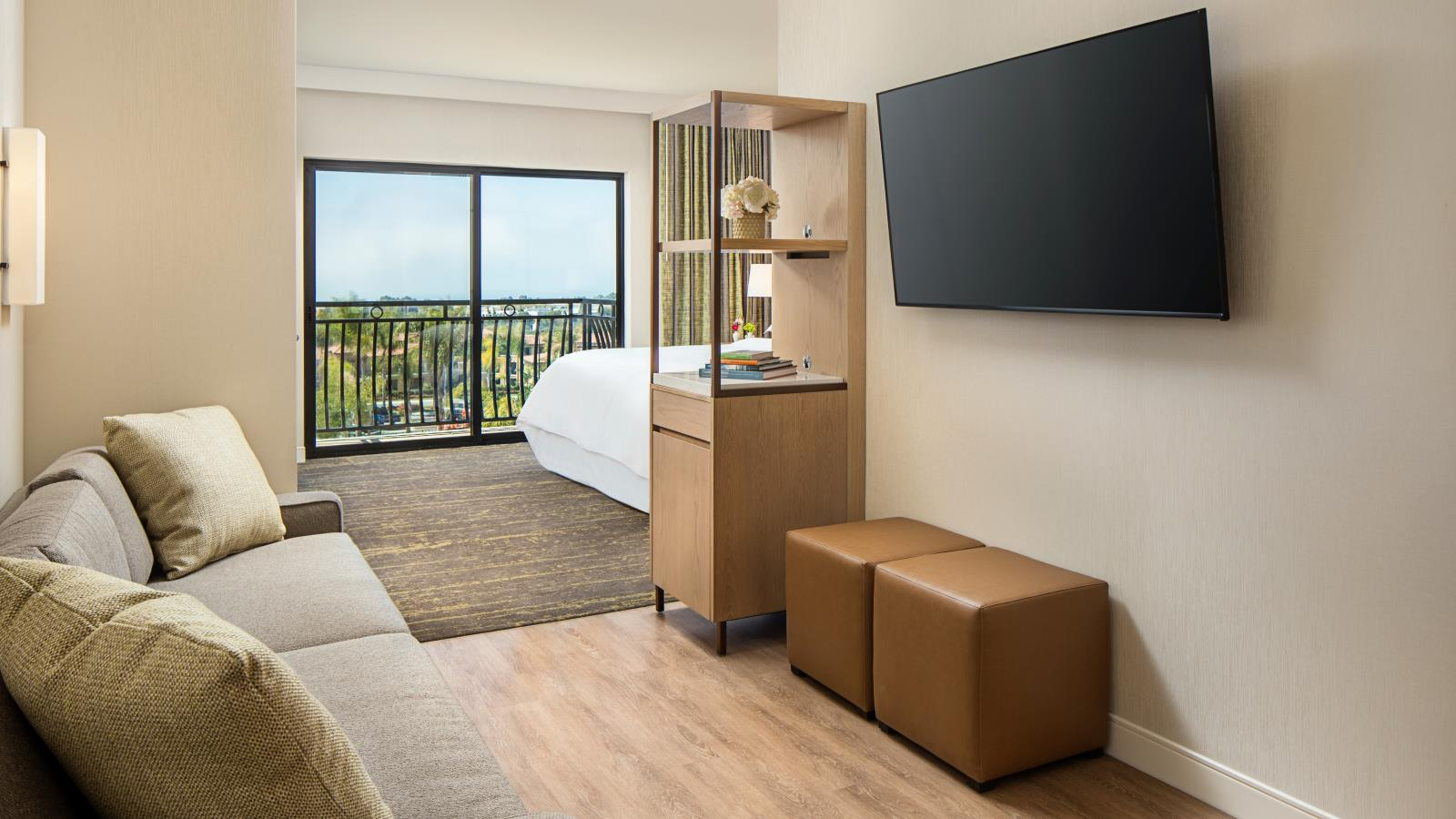 Ponto Suite - Sheraton Carlsbad Resort & Spa
